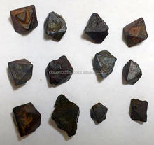 MAGNETITE CRYSTAL OCTAHEDRON, STONES FOR JEWELRY