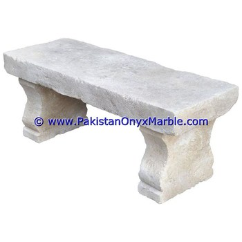 FINE QUALITY MARBLE BENCHES
