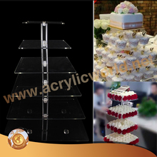 low Cost Acrylic Cake Pops Display Stand