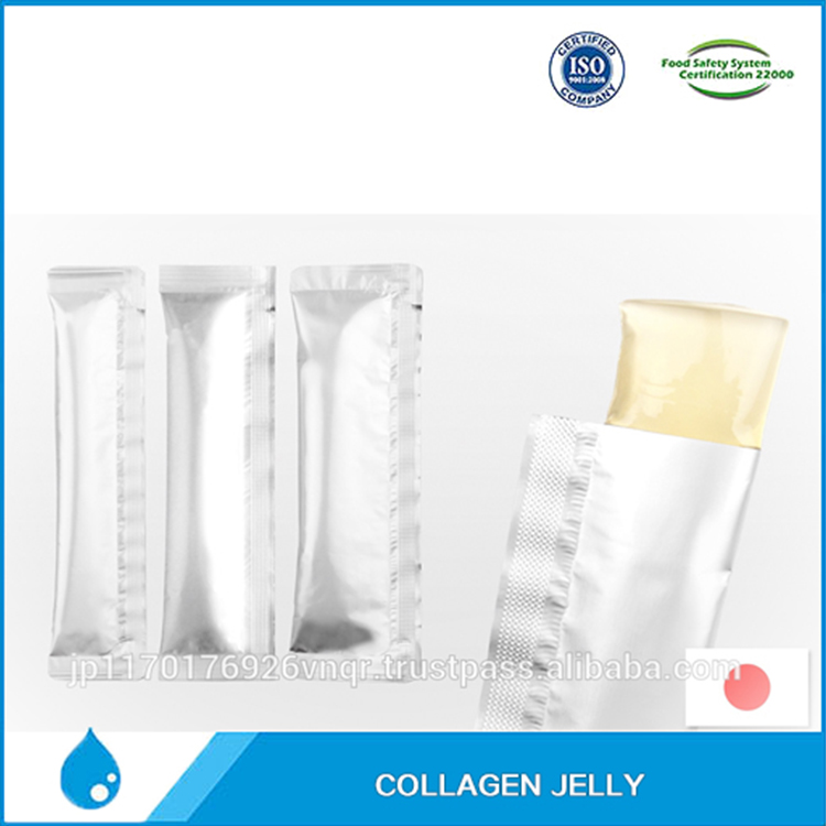 Private Label Factory healthy food agents with collagen jelly