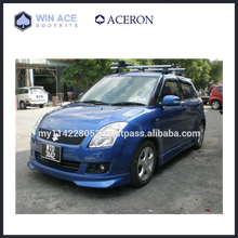 High Quality Body kit for Suzuki Swift RSR from Malaysia car accesories