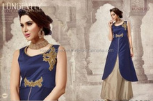indian ready made anarkali salwar kameez latest gown designs indo western dresses