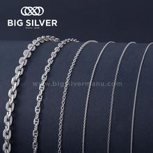 925 Silver Cable Chain