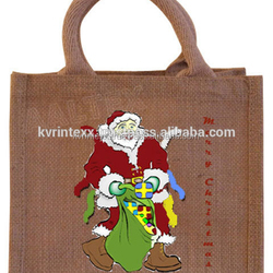 cartoon xmas party bags