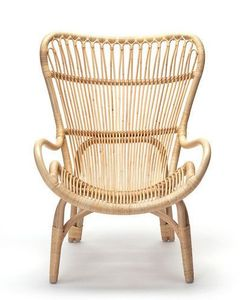 Hot 2019 new chair designer peacock chair rattan natural item, durable use