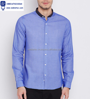 Men S Casual Shirt With Slim