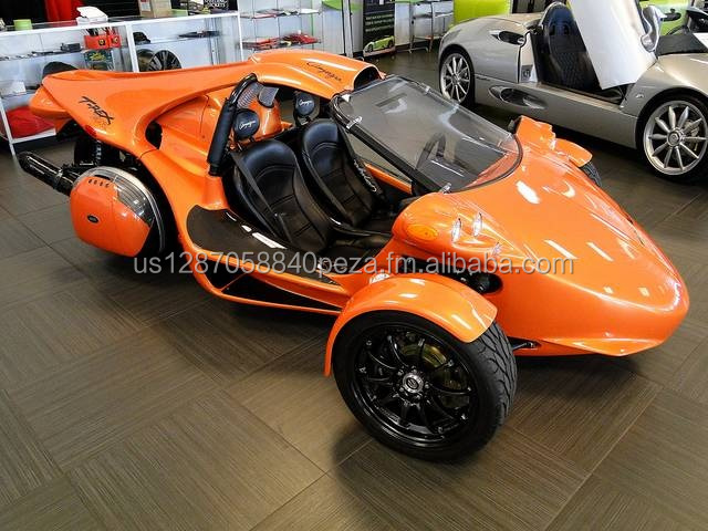 2017 Aero 3S T-Rex Three Wheel Drive Orange