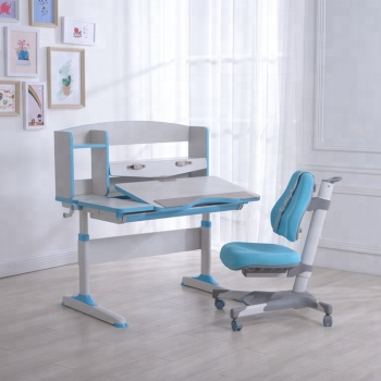 Superseptember GMYD Children Study Table Kids Height Adjustable Table