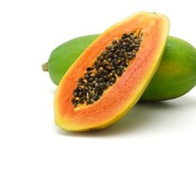 solo papaya