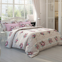 High Quality Best Standard Modern %100 Cotton Printed Carded Yarn Fabric For Bedding Oekotex
