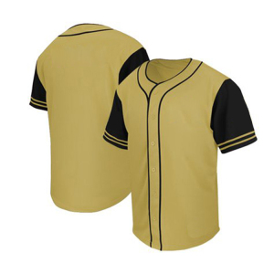 Sublimation printing Wholesale blank Baseball jersey Uniforms