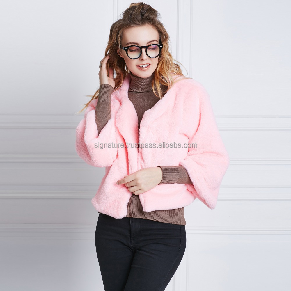Ladies Faux Fur Coat Open Front Sleeveless Waistocoat 3/4 Long Sleeve Lined Asymmetric Hem Shaggy Jacket Fuzzy Cardigan