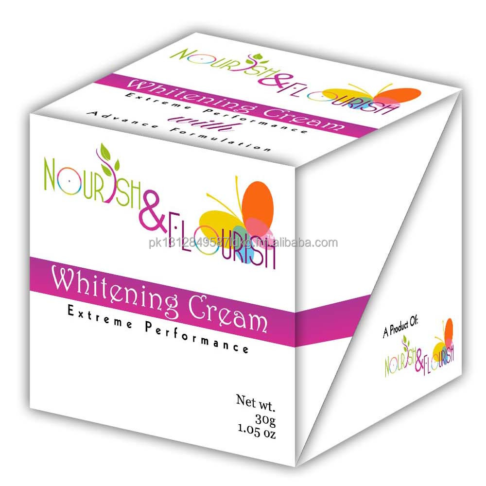 Nourish & Flourish Whitening Cream 30 Gms
