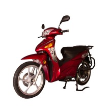 EEC approved electric motocycle cub 72V2000W motor 50km/h range 80km/charge