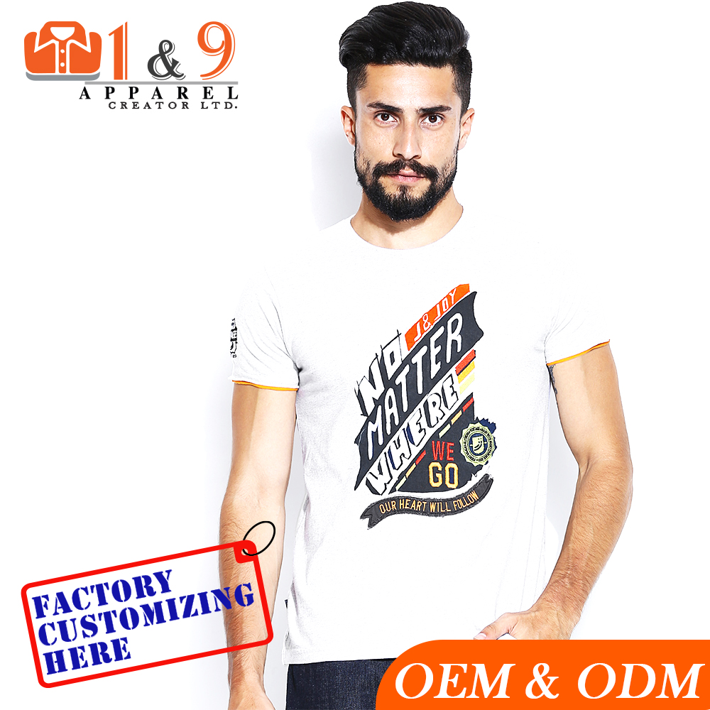 OEM Cheap price t-shirt cotton tshirt custom design logo t-shirt 100% cotton