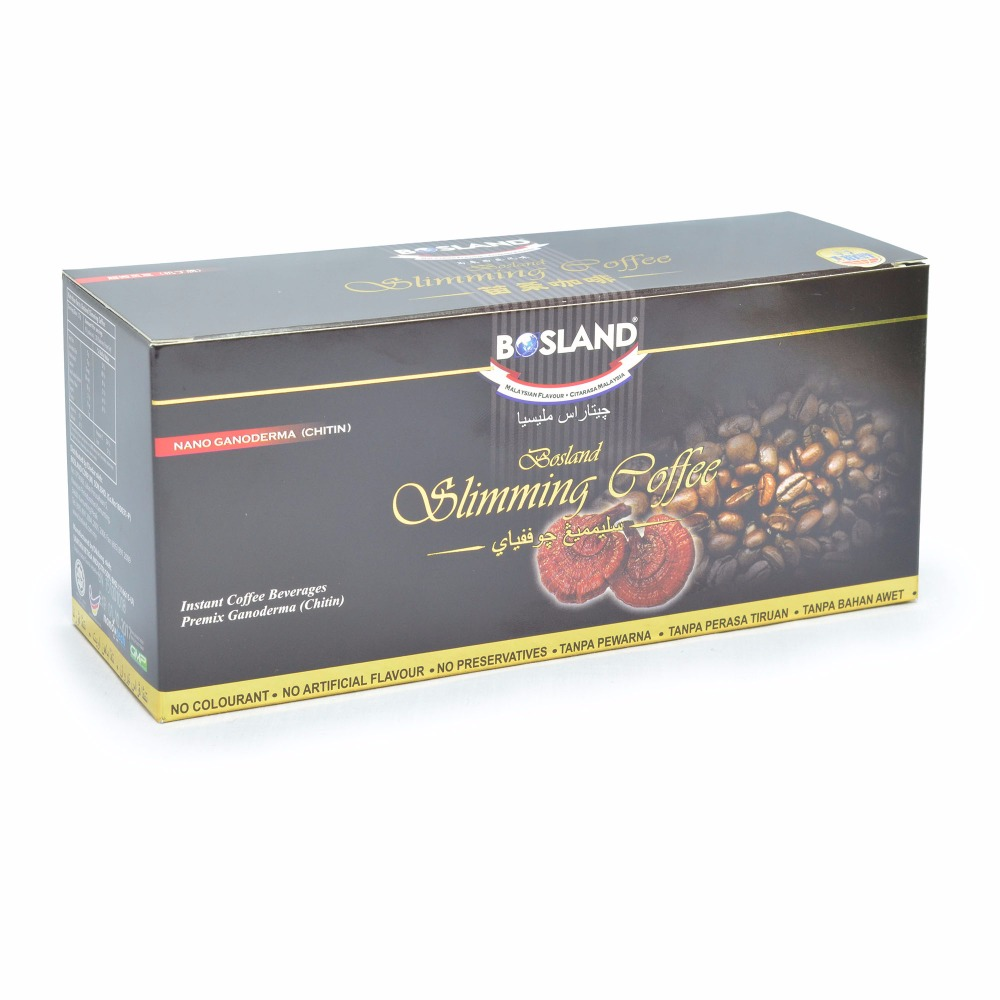 Simming Coffee with Ganoderma