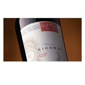 RICORDI 100% Varietal wine - Argentinian wine