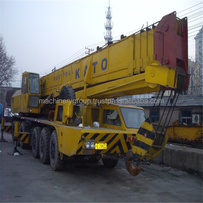 excellent and best seler NK-800E 120t 75T 80T 160T used mobile KATO mobile hydraulic lorry truck