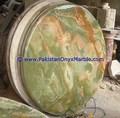 Hot Sale FACTORY PRODUCUNG DARK GREEN ONYX TABLE TOPS COLLECTIONS