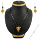 Personable Smoky Quartz & Citrine Jewelry Set Wholesaler 925 Sterling Silver Jewelry Gemstone Set