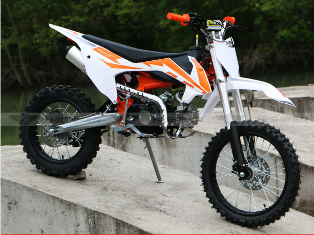 125cc 4 stroke Kick Start Pit Bike with powerful engine DB608