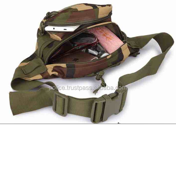 WB-CA-007 outdoor tactical waist bag