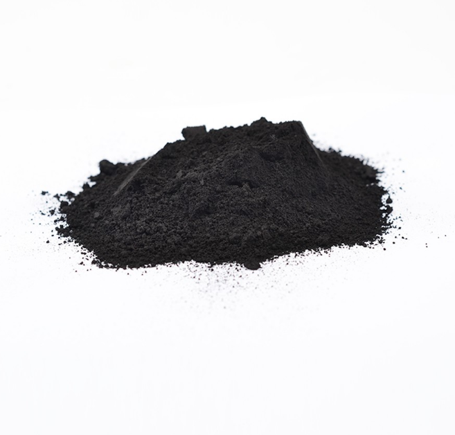 Black Powder Activated Carbon Used In Chemical Industry Such As Pharmaceutical Product Colorization
