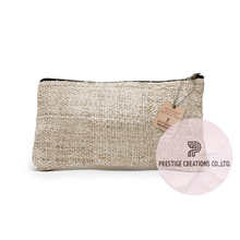 Thailand's Organic Eco Hemp Make-Up Cosmetic Bags