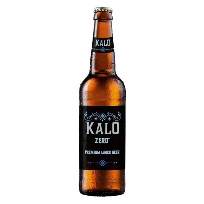 KALO Zero 250ml Non-Alcoholic Beer Exports in Bulk from Best Brand