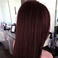 Natural Burgundy Henna, Best hair color