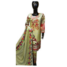 2018 Embroidered Ladies Formal Shalwar Kameez