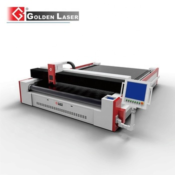 High Temperature Industrial Fabrics Laser Cutting System with Conveyor