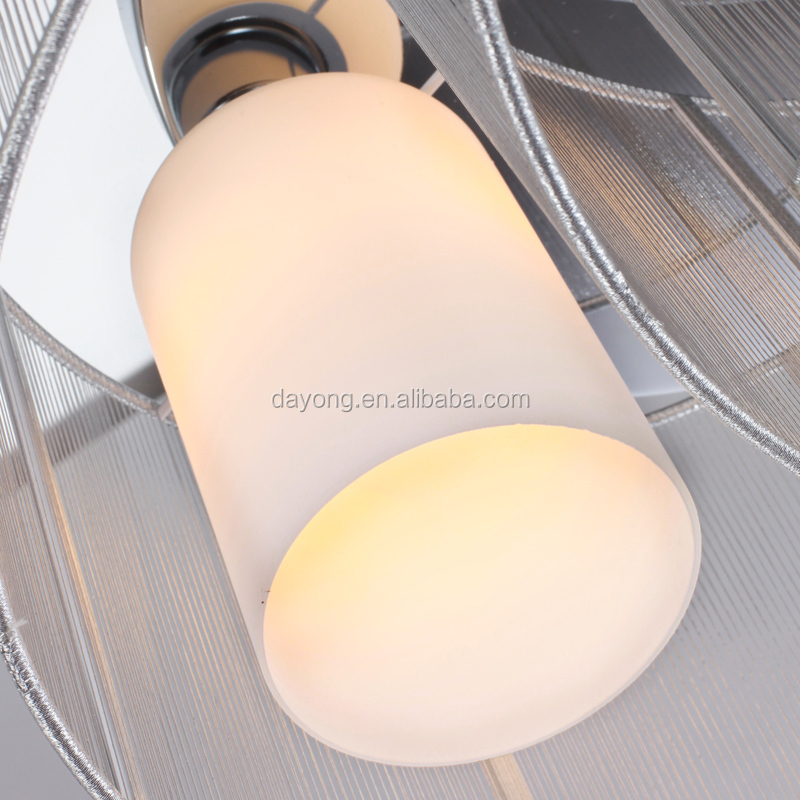 Cheap Contemporary Pure White Salon Ceiling Lighting for Sale