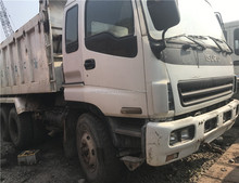 original japan condition used ISUZU /Hino / Nissan /Volvo dump truck, Used Japanese dump truck for sale