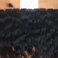 Luxury Human Hair Remy Hair Virgin Hair Steamed Funmi No Shedding No Tangle