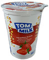 TOM MILK Yogurt with fruit pieces 500g (new image)