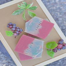 HandMade Soap Make From Tanaka, white clay filler