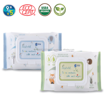 alcohol free antiseptic baby wet wipes made in korea