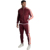 Mens Training & Jogging Wear Joggers Top Blank Sweasuit Poly Tracksuit with