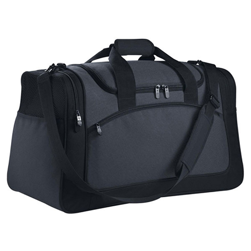 Outdoor sports duffle trolley ice hockey travel bag