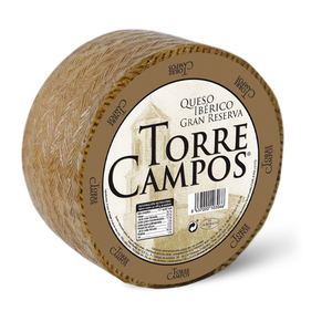 Spanish blended cheese (sheep, goat, cow), matured