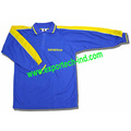 Sports jersey full sleeve, 100% polyester custom design
