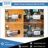 Water Pump Stainless Steel & Parts