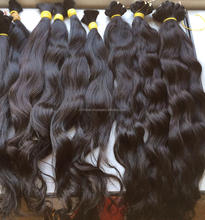 Raw indian hair unprocessed virgin silky hair