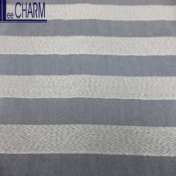 LCSH079 Striped Party Dress Fabric