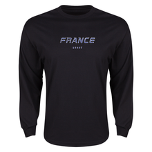 RUGBY INTERNATIONAL FRANCE T-SHIRT great T-SHIRT rugby Custom long sleeve t shirts bamboo modal organic cotton