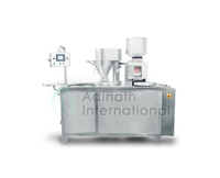 25000 Capsules per Hour Semi Automatic Capsule Filler Machine