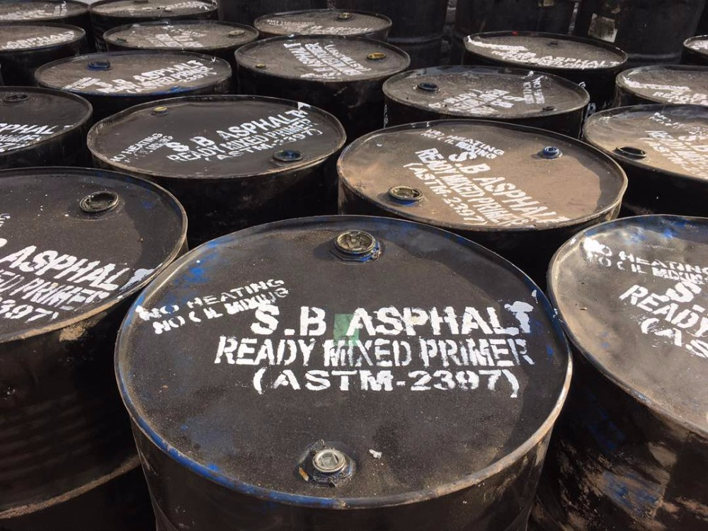 S.B Asphalt Emulsion (Ready Mix Primer)
