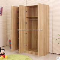 Vietnam High Quality Wooden Bedroom Wardrobe/Cloth Cabine