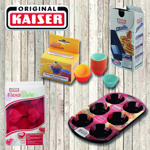 ORIGINAL KAISER-Baking Equipment Bakingware